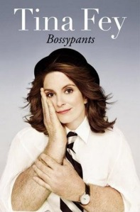 """Bossypants"" cover."
