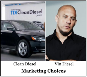 TDI and Vin Diesel
