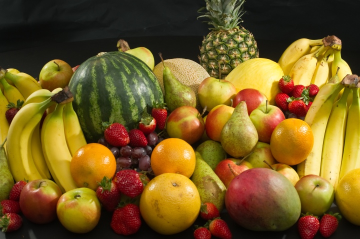 Bunch of fruit