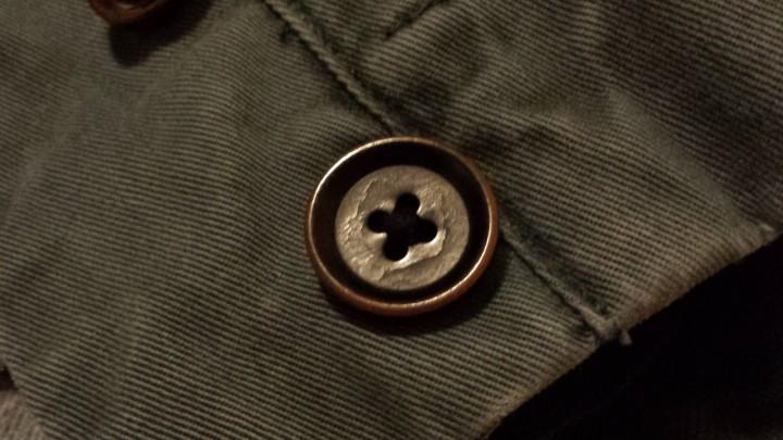 Pants button
